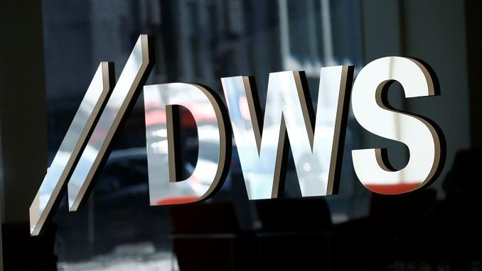 Fachada del fondo de inversión DWS