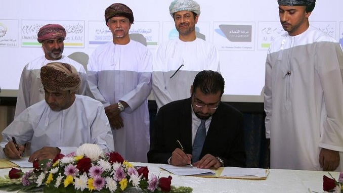 Bank Nizwa Signs Omr18 Million Financing Agreement With Oman Food