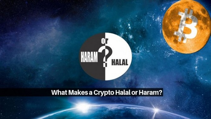 is cryptocurrency halal